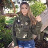 # Jalisco Agave Classic Hoodie (Army)