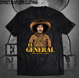 # El General T-shirt (Black)