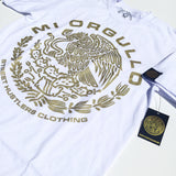 # Mi Orgullo T-shirt (White)