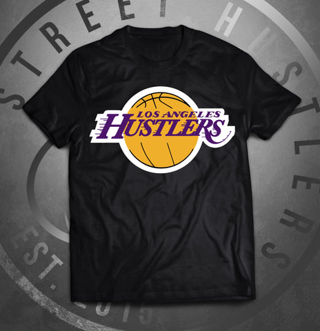 Los Angeles Hustlers T-shirt (Black)