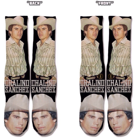 Chalino Sublimation Socks