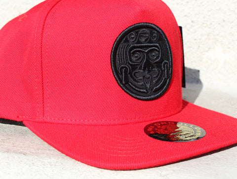 # Tonatiuh Original SnapBack (Red)