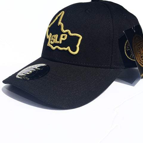 # San Luis Potosí Dad Hat (Black)