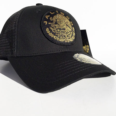 # Jalisco Trucker SnapBack (Black)