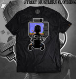 # Game Boy T-shirt (Black)