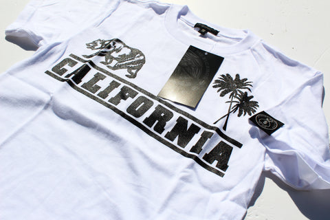 # California T-shirt (White)