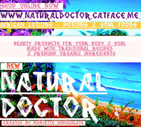 CATFACE NATURAL DOCTOR