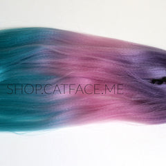 CATFACE HAIR PASTEL DREAM OMBRE JUMBO BRAIDING HAIR