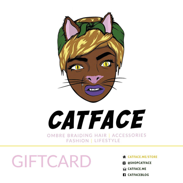 Catface Gift Card