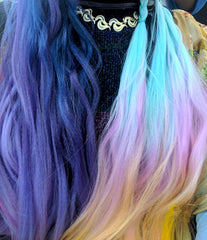 LILAC CRUSH OMBRE -  30 INCHES