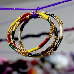 Catface Handmade Village Geh Trophy Bangles *Limited Edition