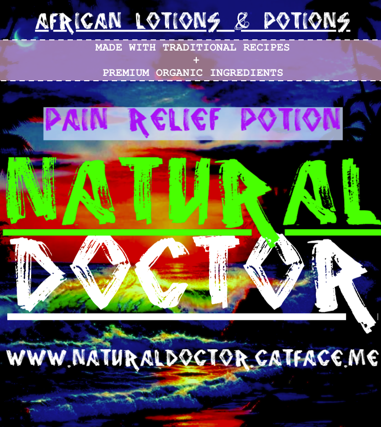 NATURAL DOCTOR ULTRA PREMIUM ORGANIC HEMP PAIN RELIEF POTION