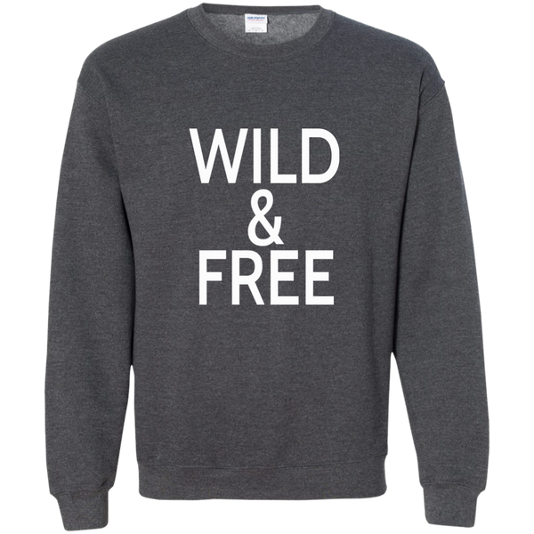 Wild And Free Sweatshirt