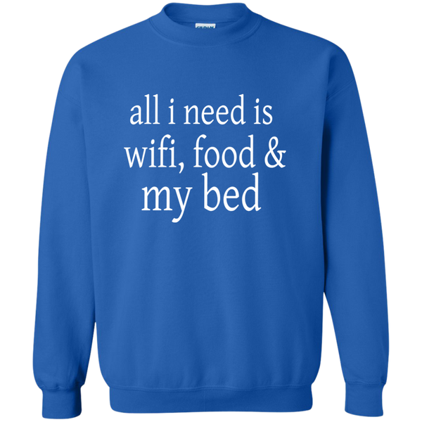 All I Need Sweatshirt