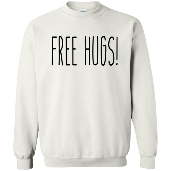 Free Hugs Sweatshirt *Light
