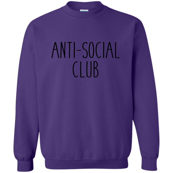 Anti Social Club Sweatshirt *Light
