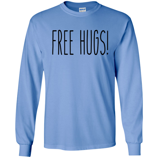 Free Hugs Long Sleeve *Light