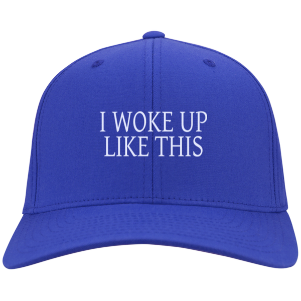 I Woke Up Like This Hat