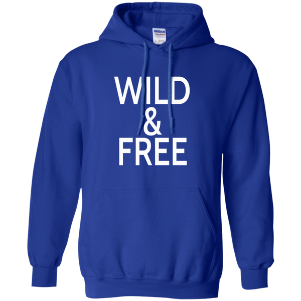 Wild And Free Hoodie