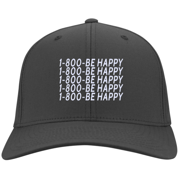 1800 Be Happy Hat