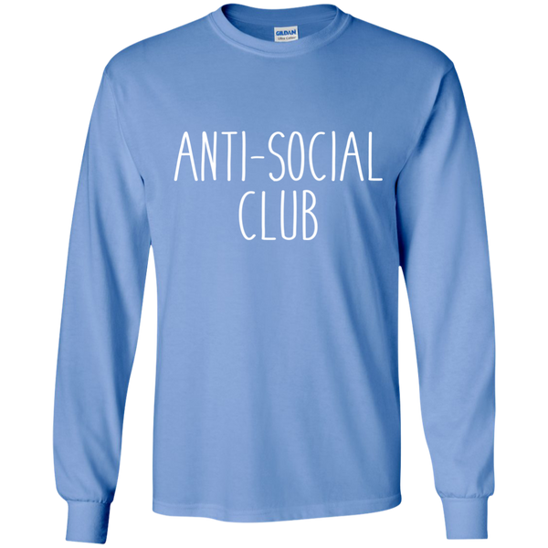Anti Social Club Long Sleeve