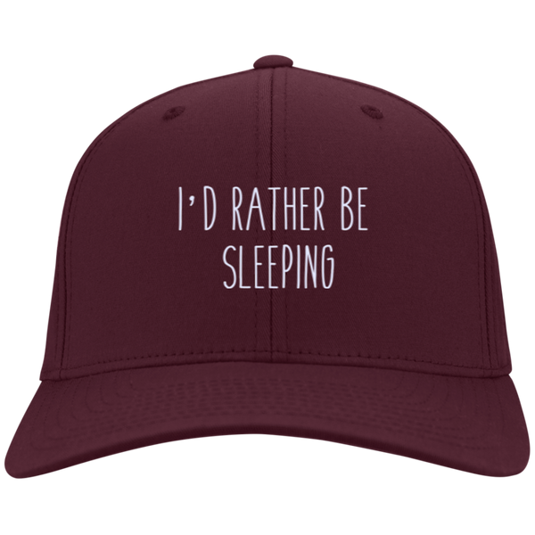 I'd Rather Be Sleeping Hat