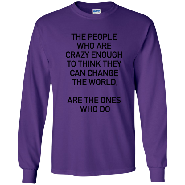 Crazy Ones Long Sleeve