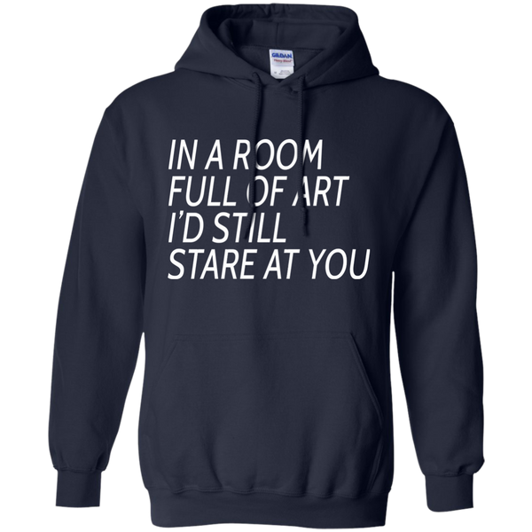 Room Full Of Art Hoodie