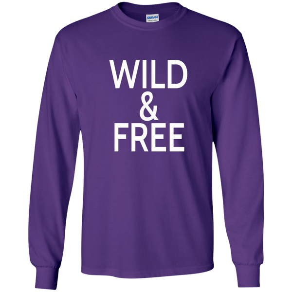 Wild And Free Long Sleeve