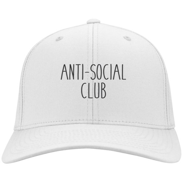 Anti Social Club Hat *Light