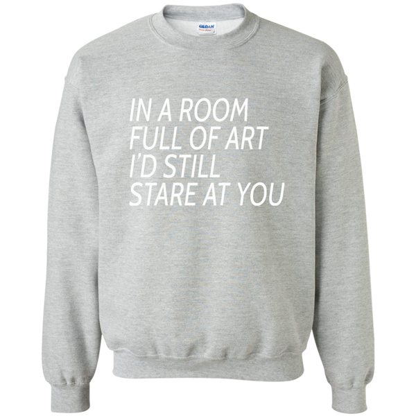 Room Full Of Art Sweatshirt