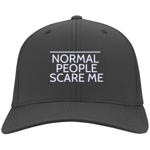 Normal People Scare Me Hat