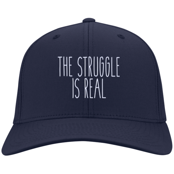 The Struggle Is Real Hat