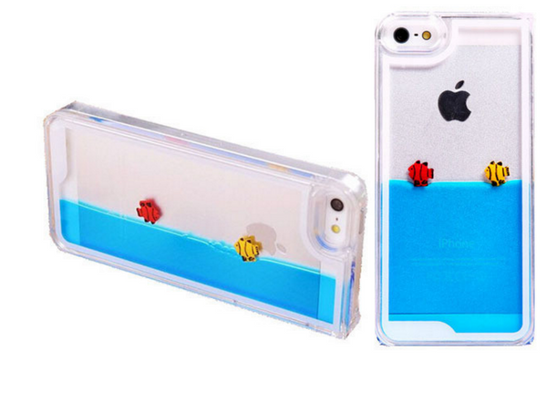 Liquid Fishy iPhone Case