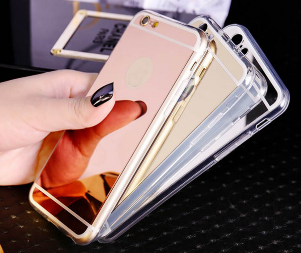 Luxury iPhone Mirror Case
