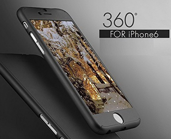 Luxury 360 Degree iPhone Protection