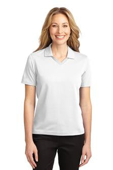 Port Authority® Ladies Rapid Dry™ Polo. L455 with Maeser Logo