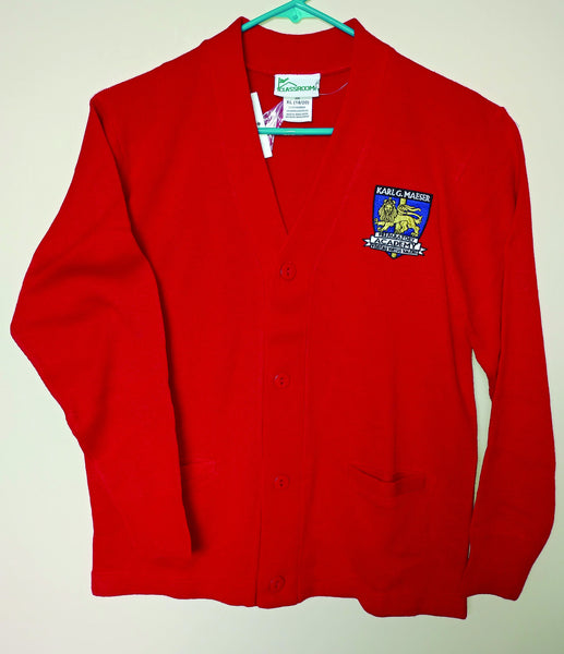 Maeser Middle-School Cardigan (Unisex)