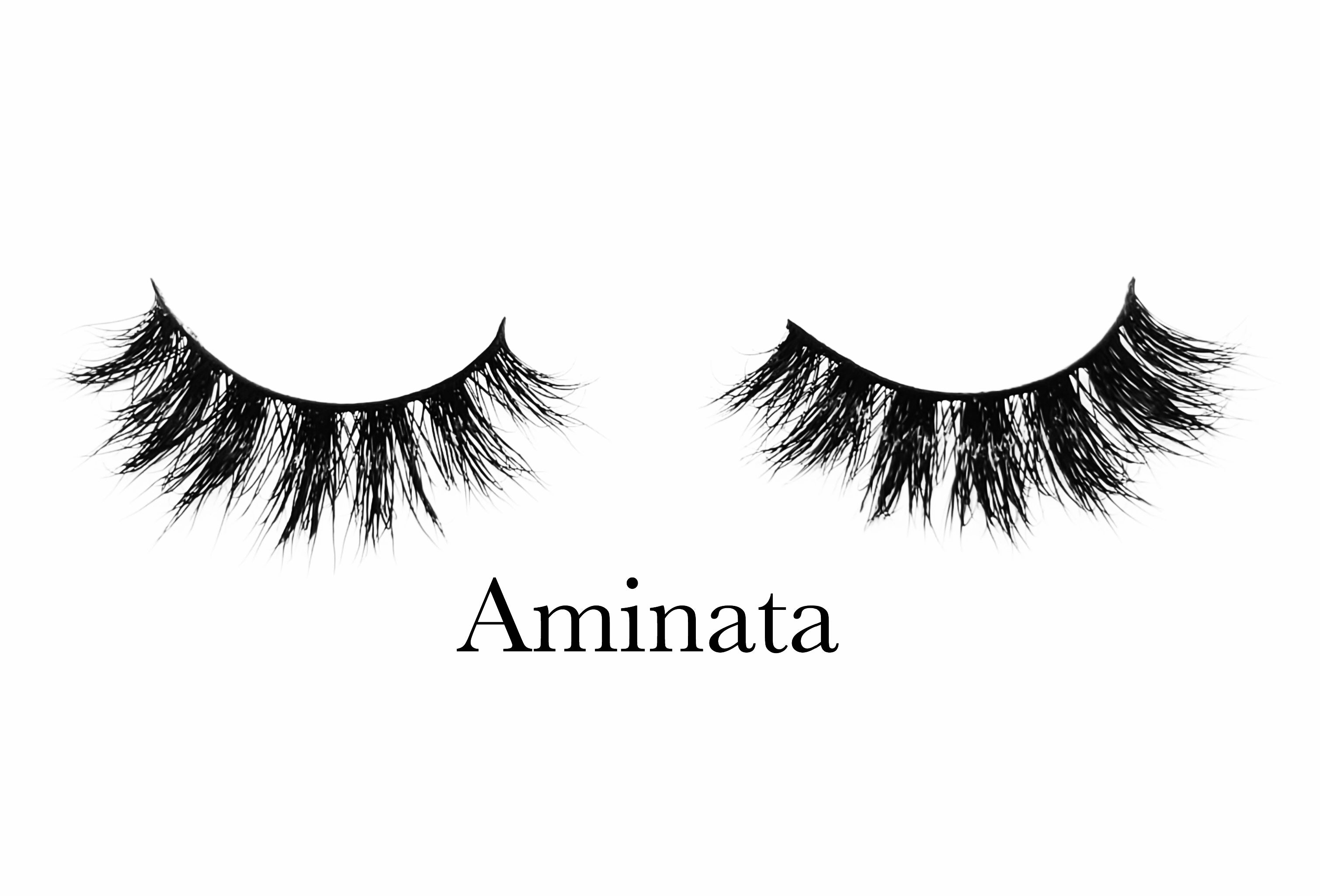 AMINATA LASHES - Eye-Am Conchita