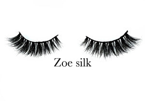 ZOE 3D SILK LASHES - Eye-Am Conchita