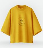 Half Oversized T-Shirt G-IDLE Lion
