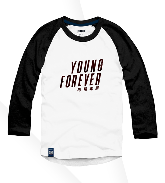 Raglan BTS Young Forever