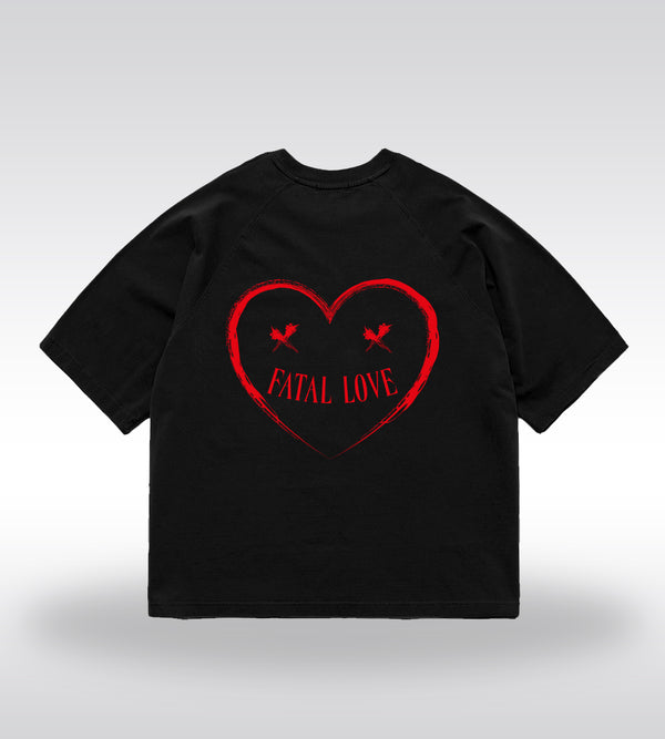 Raglan Oversized Fatal Love