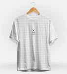 T-Shirt Korea Aesthetic White