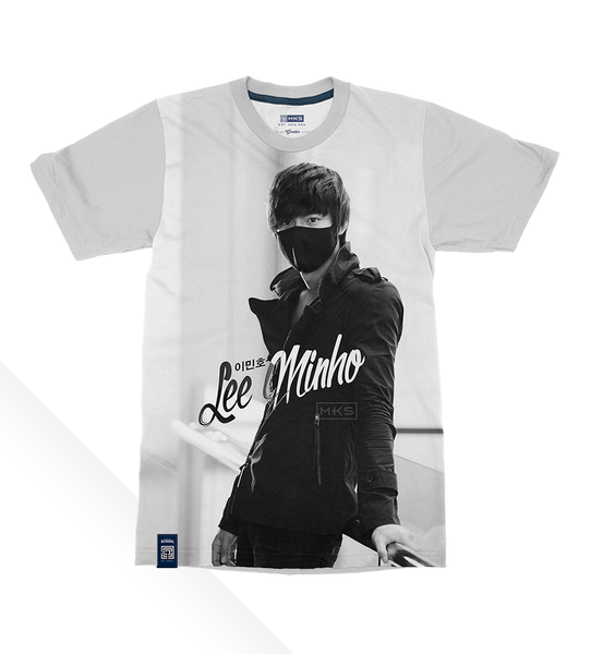 T-Shirt Black Shade Lee Minho