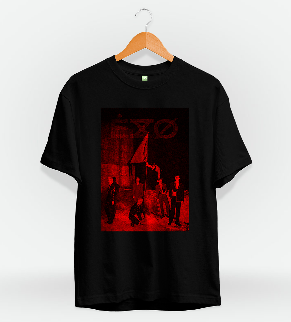 T-Shirt Exo Red Obsession