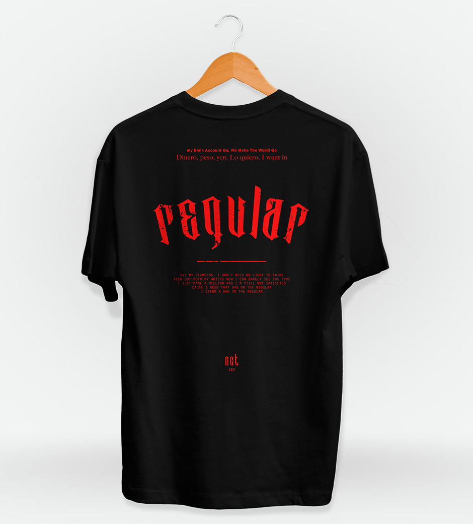 T-Shirt NCT 127 Regular
