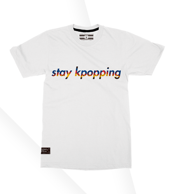 T-Shirt Stay Kpopping