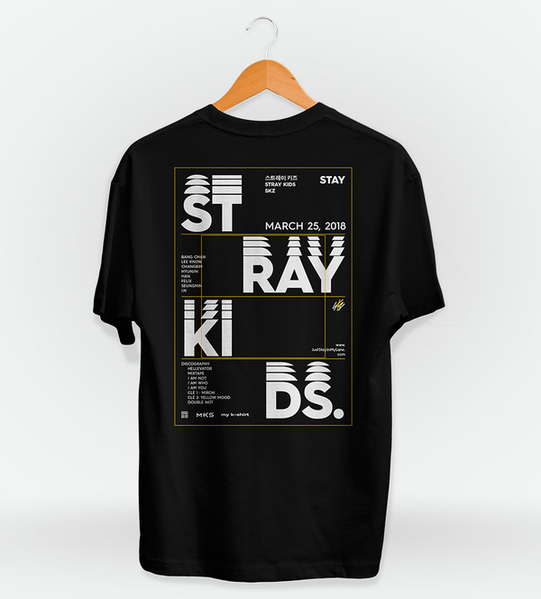 T-Shirt Stray Kids SKZ