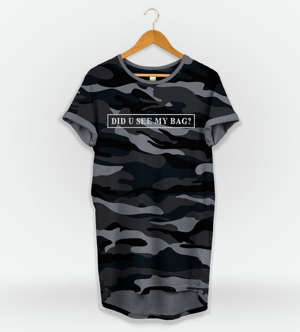 T-Shirt Oversized BTS MIC DROP